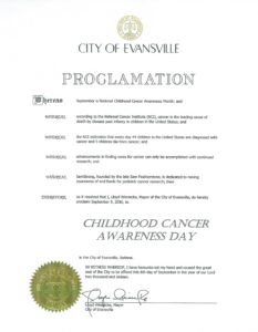 Mayor Winnecke's Proclamation
