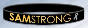 SamStrong Wristbands ($1.50 each)